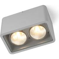 Trizo21 Code 2 Out Loftlampe (IP55) Anodiseret - Trizo21