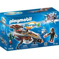 Playmobil Sykronian Space Glider with Gene 9408