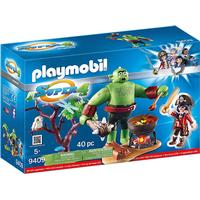 Playmobil Ogre with Ruby 9409