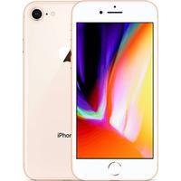 Apple iPhone 8 256 GB Guld med abonnement