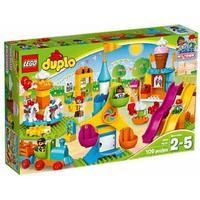 LEGO Duplo Town - Stor forlystelsespark