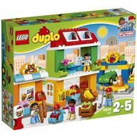 Bytorvet - Lego Duplo, 2 på lager