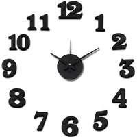Självhäftande klocka Heminredning - Jämför priser på PriceRunner 7a6f49b39db00