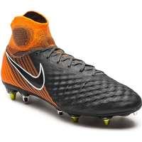 buy online 548fa bcbc9 Nike Magista Obra II Elite Dynamic Fit SG - Black Grey Orange