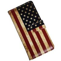 Samsung Galaxy Note 8 luksusetui med Stars and Stripes
