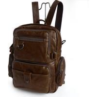 Delton Bags Vintage Læder Rygsæk