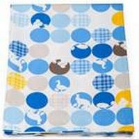 Stokke Stokke Sleepi, Lakan till spjälsäng, Silhouette Blue Fitted sheets