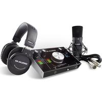 Mtrack 2x2 Vocal Studio Pro Recording Package