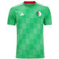 Adidas Algeria Away Jersey Youth