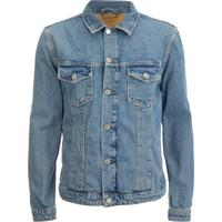 Jack & Jones Casual Denim Jacket Blue/Blue Denim (12118276)