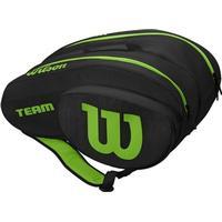 Wilson Padel Bag Black/Green