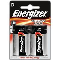 Energizer Alkaline Power D
