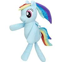 Hasbro My Little Pony Friendship is Magic Rainbow Dash Huggable Plush C0122