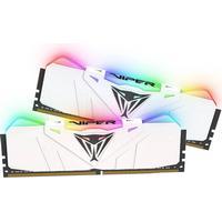 Patriot Viper RGB Series White DDR4 3200MHz 2x8GB (PVR416G320C6KW)