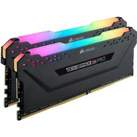 Corsair Vengeance RGB LED Pro Black DDR4 4000MHz 2x8GB (CMW16GX4M2K4000C19)