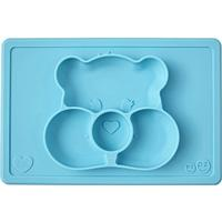 Ezpz Care Bears Mat in Wish Bear Teal