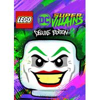 Lego DC Super Villains - Deluxe Edition