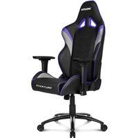 AKracing Overture Gaming Chair - Black/Purple