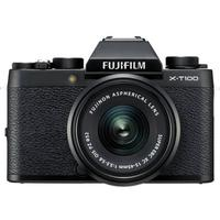 Fujifilm X-T100 + XC 15-45/f3.5-5.6 OIS PZ