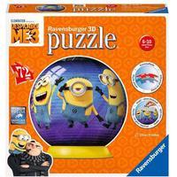Ravensburger Despicable Me 3 3D Puzzle 72 Pieces