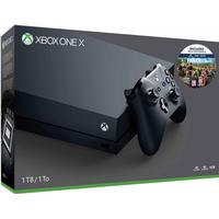 Microsoft Xbox One X 1TB - Black Edition