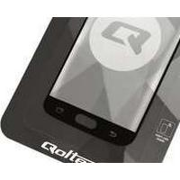 Qoltec Premium Tempered Glass Screen Protector for LG V30 | 3D | BLACK
