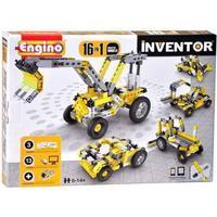 Engino Inventor Industrial 16 Models