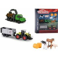Majorette Farm Theme Set
