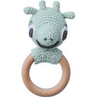 Littlephant Crochet Rattle 1384