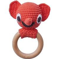 Littlephant Crochet Rattle 1382