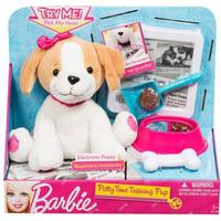 Barbie Potty Time Training Pup