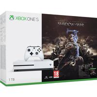 Microsoft Xbox One S 1TB - Middle-earth: Shadow of War