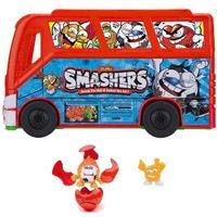 Zuru Team Bus with 2 Smashers Football Series 1