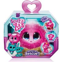 Worlds Apart Little Live Scruff a Luvs Plush Mystery Rescue Pet Pink