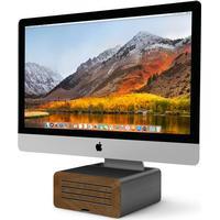 Twelve South Justerbar Twelve South HiRise Pro-holder til iMac og skærme - Gunmetal
