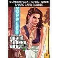 Grand Theft Auto V - CESP + Great White PC Windows, produkten aktiveras via Social club (gta v), spelnyckel