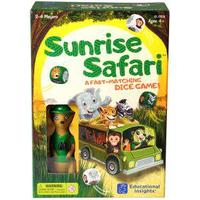 Learning Resources Meeka Meerkat's Sunrise Safari, Blue,Brown,Green,Yellow