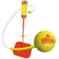 Swingball All Surface Game, Red,Yellow