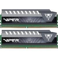 Patriot Viper Elite Series Grey DDR4 2666MHz 16GB (PVE416G266C6KGY)