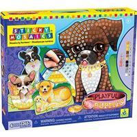 Orb Factory 73046 - Sticky Mosaics Puppies, Lern und Experimentierspielzeug