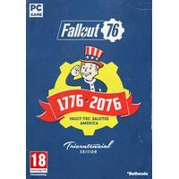 Bethesda Fallout 76 Tricentennial