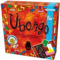 Ubongo, brädspel, 2 till 4 spelare
