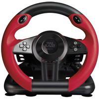 Speed-Link SPEEDLINK TRAILBLAZER Racing Wheel - Hjul & Pedal Set - Sony PlayStation 3