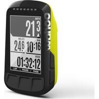 Wahoo Fitness Elemnt Bolt GPS Cykelcomputer gul/sort 2018 Cykelcomputere