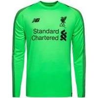 New Balance Liverpool FC Away Goalkeeper LS Jersey 18/19 Youth