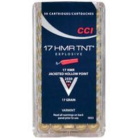 CCI 17 HMR V-Max plast spids 50 stk 17 grains