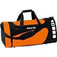 Erima Gym Bag 49.5 Litres Orange orange/black Size:M