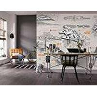 Wall Mural Photo Wallpaper STAR WARS BLUEPRINTS 2.54x3.68 m Komar 8-493
