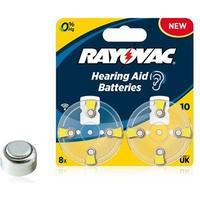 batterier hörapparat test