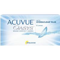Johnson & Johnson Acuvue Oasys 6-pack
